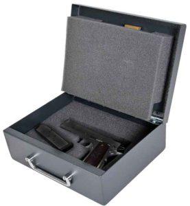 AMSEC PS1210EZ Handgun Safe Review