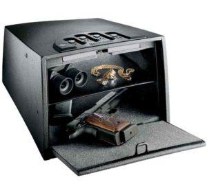 GunVault GV2000C-DLX Handgun Safe