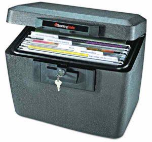 SentrySafe 1170 File Safe Review