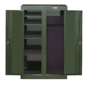 Stack-On GCDG-9216 16-Gun Convertible Double-Door Steel Security Cabinet Review